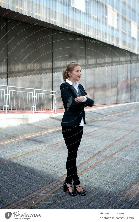 business woman Lifestyle Professional training Apprentice Internship Economy Industry Logistics Construction site Energy industry Business SME Company Career