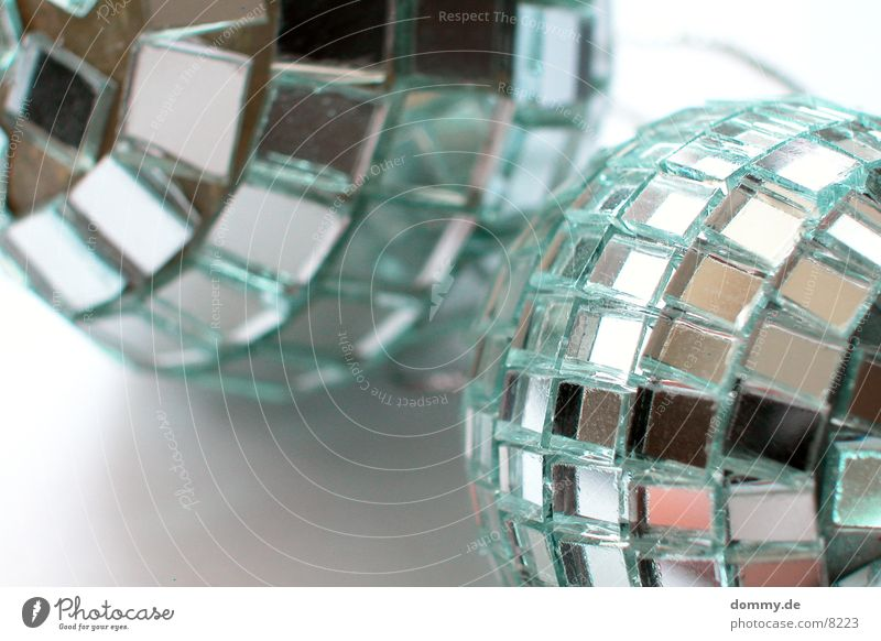 Glass Round Disco Mirror Sphere