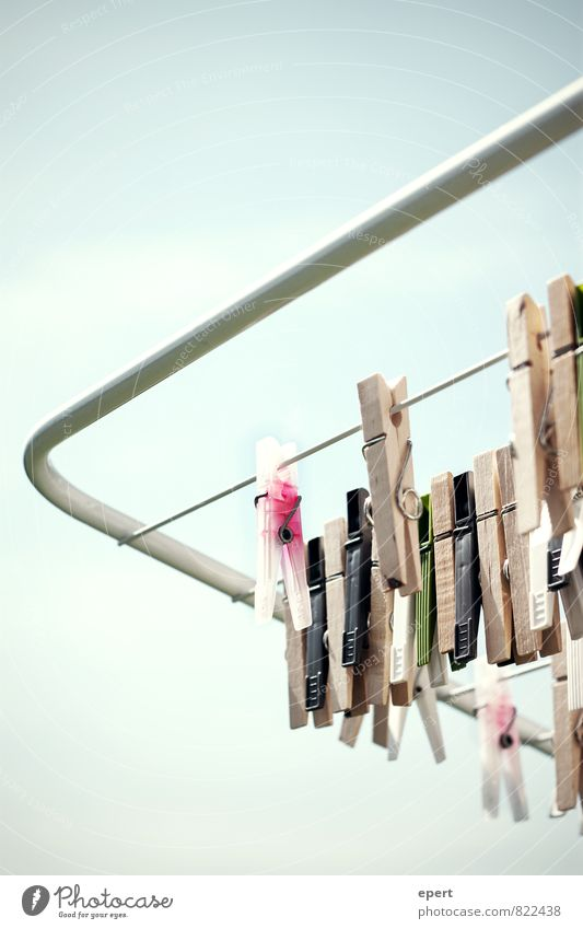 Arrangement Perspective Clean Hang Dry Clothesline Holder Cleanliness Clothes peg Orderliness Cotheshorse