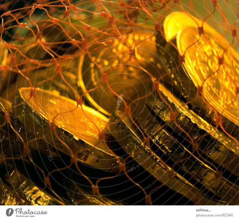 Sweet nest egg Money coins Luxury finance rotten Financial Industry Candy Unhealthy Chocolate Financial institution Gold valleys Amass Loose change Coin