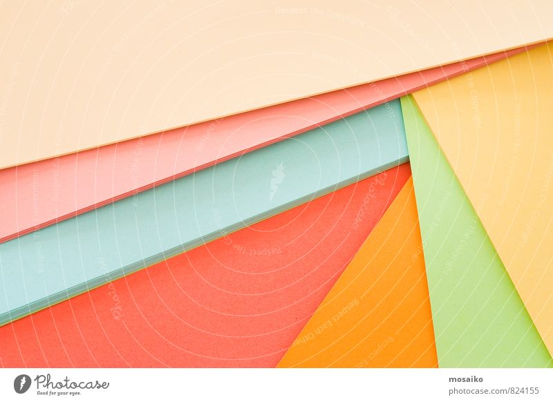 sheets of paper Lifestyle Style Design Joy Leisure and hobbies Education Profession Office work Workplace Art Stationery Paper Piece of paper