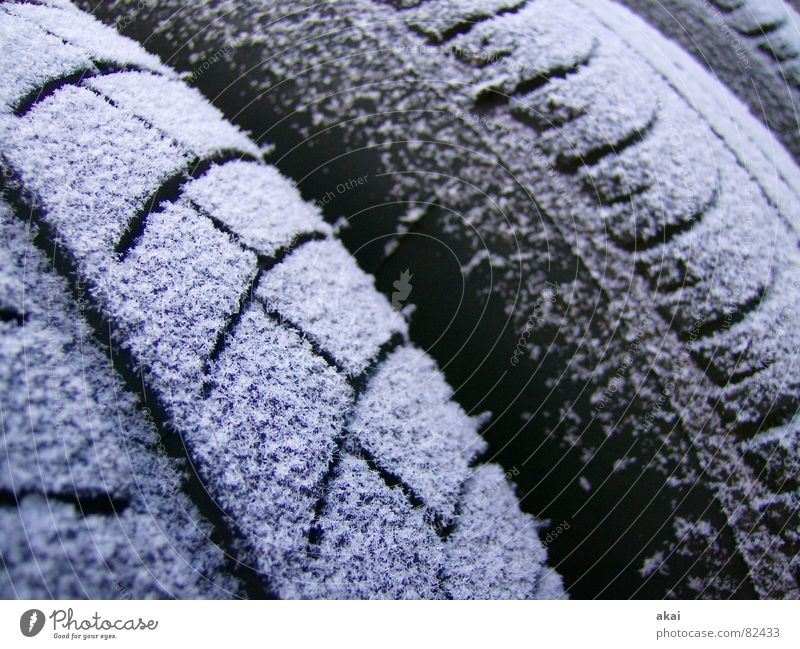 Cold Snow Car Ice Transport Frost Tire Hoar frost Motorsports Car race Car tire Shuffle Formula 1
