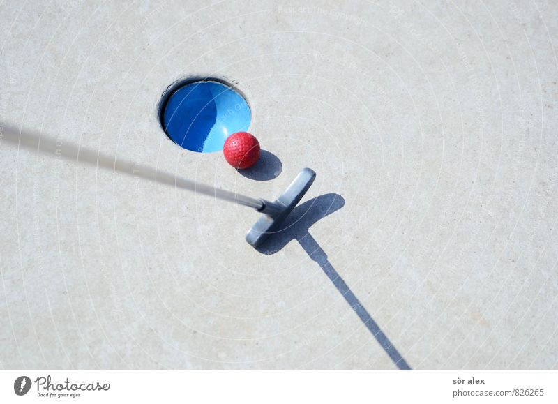Blue Red Sports Playing Gray Success Perspective Round Planning Target Concentrate Career Golf Competition Optimism Problem solving