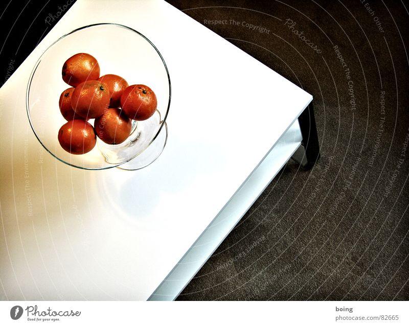 Line Orange Orange Fruit Table Sweet Corner Circle Point Square Living room Parallel Geometry Bowl Carpet Vase