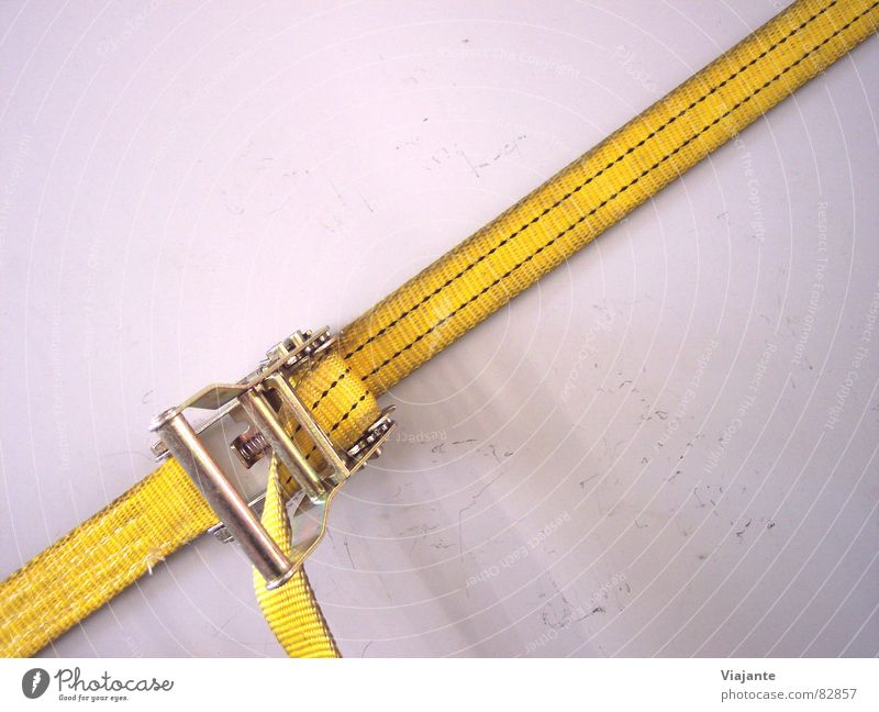 Even more exciting than the first ... Bind fast Tighten Shipping Industry Safety why? lashing strap Discover hoisting belt zurrband more later Logistics