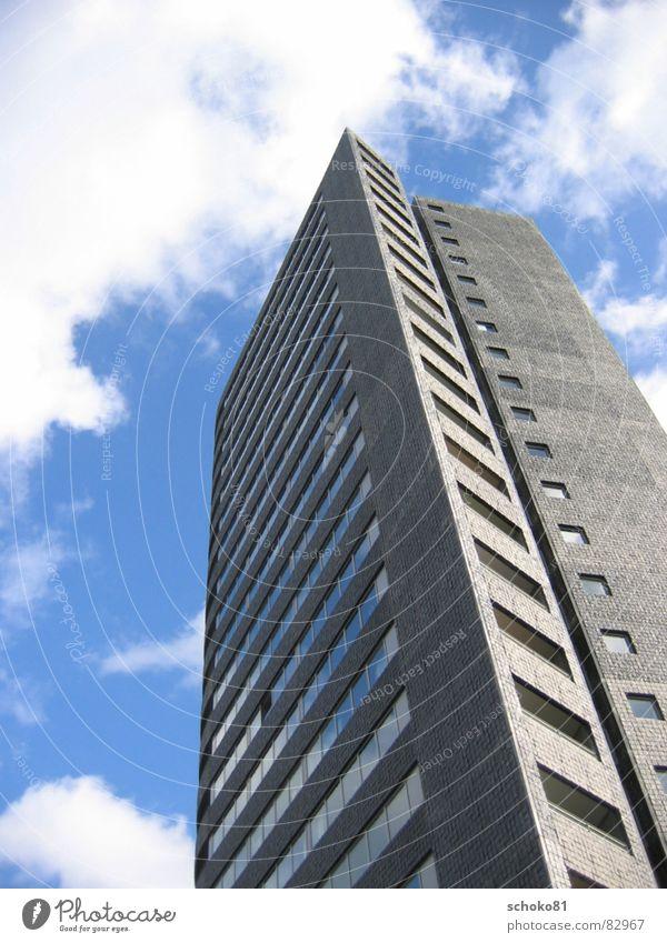 skyscraper in holland Sky High-rise Netherlands Facade campus breda rem koolhas