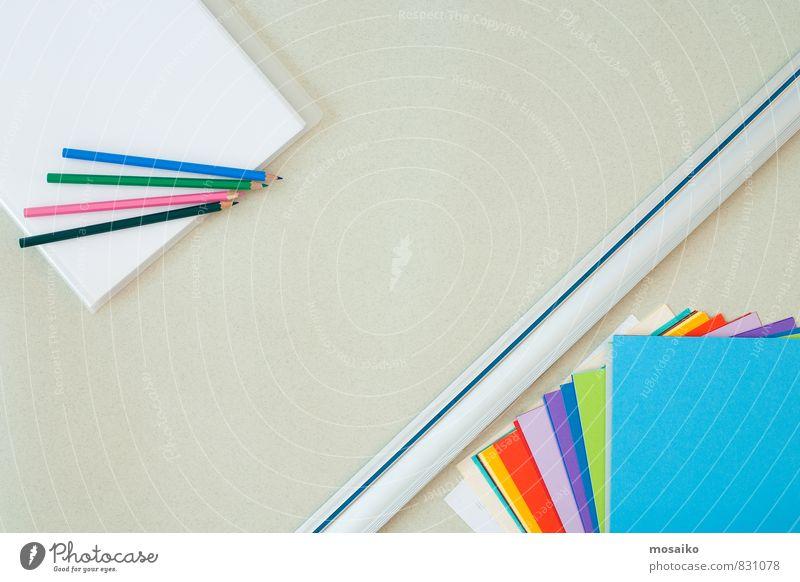 desktop Style Design Leisure and hobbies Handicraft Education Kindergarten School Study Profession Office work Workplace Art Media Architecture Stationery Paper