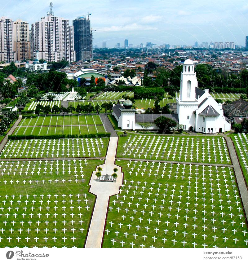 Dutch Cemetery National Park House of worship Dutch East Indies city planning funeral church graveyard Museum