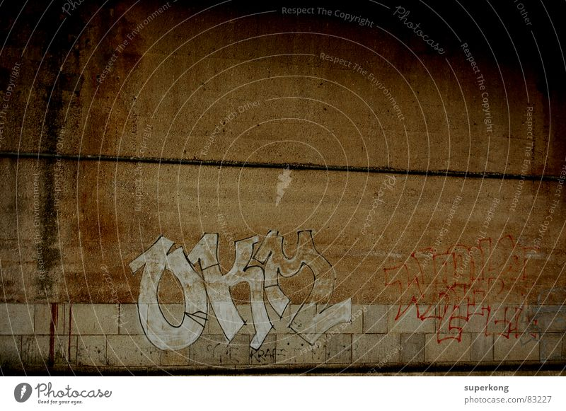 City Environment Wall (building) Graffiti Wall (barrier) Sadness Style Power Concrete Bridge Industry Grief Protection Tile Force Laws and Regulations