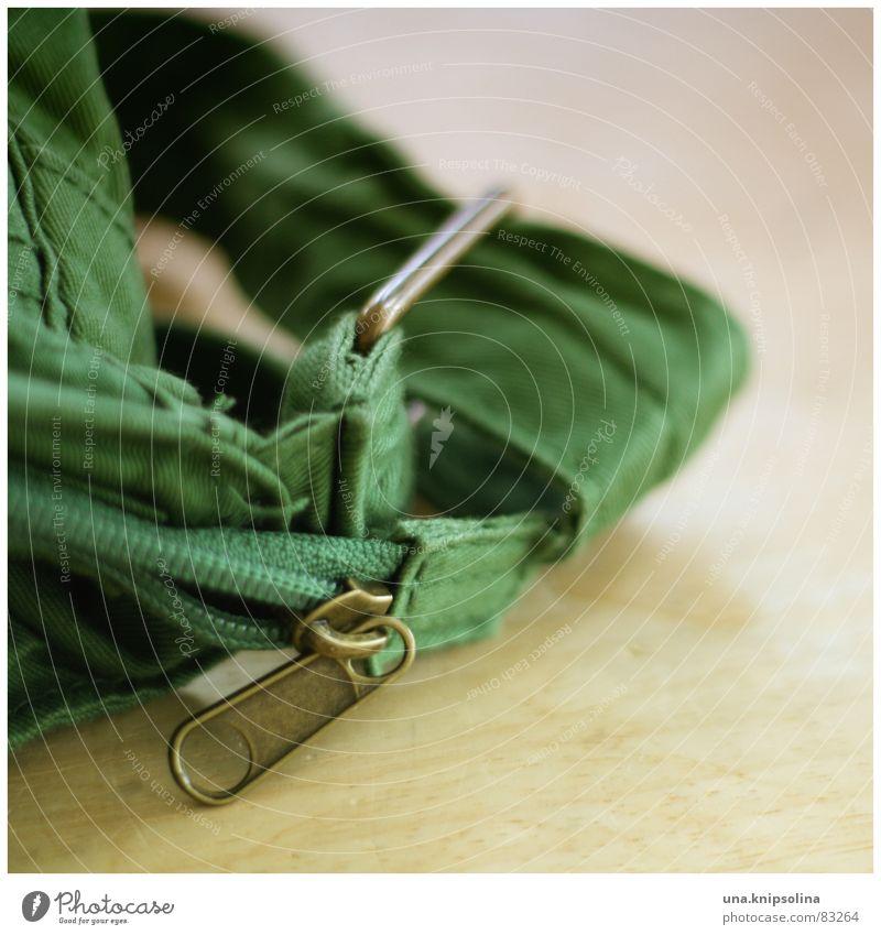 Green Grass Wood Clothing Cloth Material Denim Bag Suitcase Pouch Belt Stitching Sack Cotton Firewood Folder