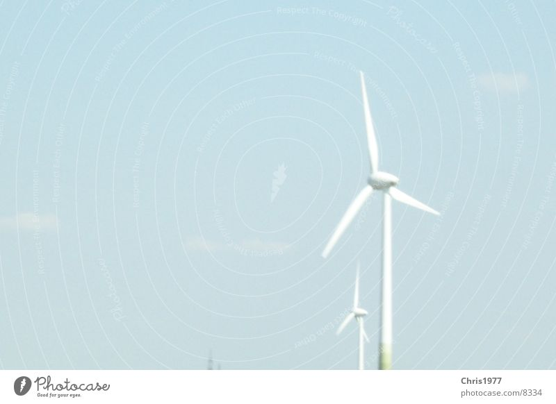 wind turbine2 Wind energy plant Movement land Energy industry