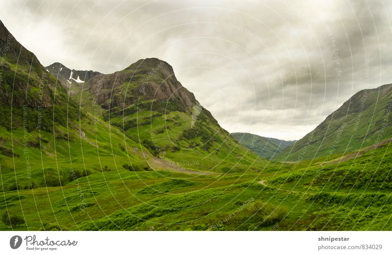 Stob Coire nan Lochan Vacation & Travel Tourism Adventure Far-off places Expedition Mountain Hiking Elements Clouds Grass Moss Rock Highlands Peak