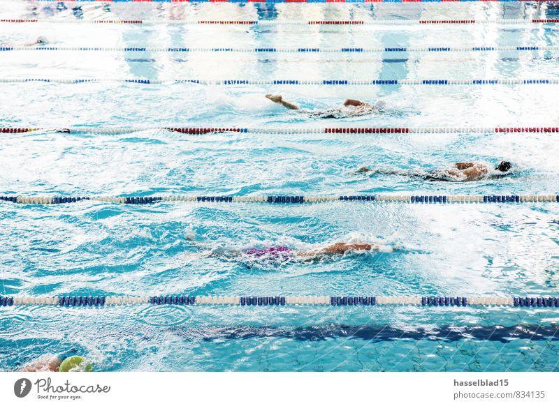 Deep Blue II Lifestyle Joy Happy Healthy Health care Athletic Fitness Wellness Well-being Swimming & Bathing Summer Sports Sports Training Aquatics