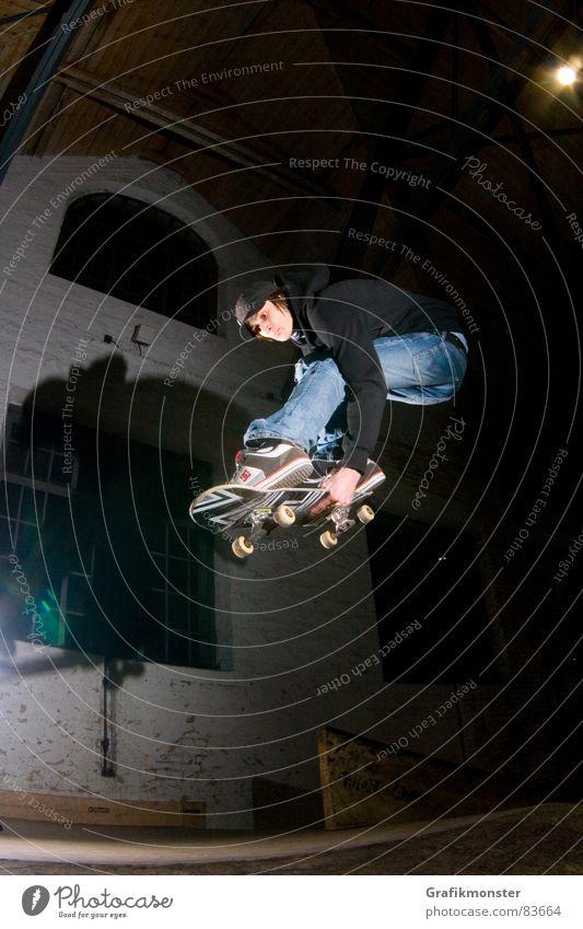 Jump Skateboarding Extreme sports