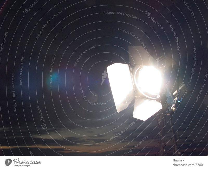 enlight up the night 2 Light Lamp Candlestick Night Dark Electrical equipment Technology filming Floodlight mca arri