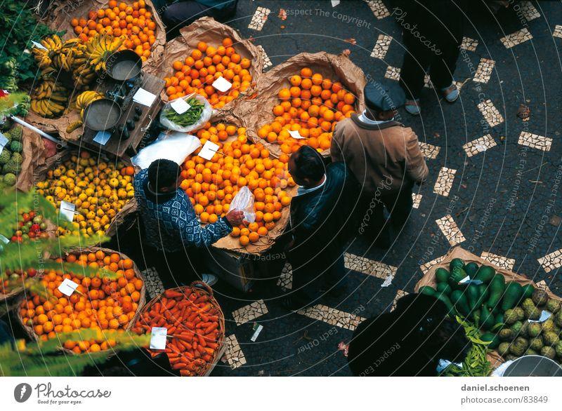 Man Nutrition Yellow Orange Healthy Fruit Europe Italy Vegetable Spain Markets Vitamin Portugal Lemon Banana