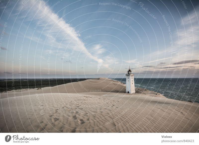 Sandman IV Vacation & Travel Summer Sun Beach Ocean Waves Coast Bay North Sea Discover Relaxation Beach dune Dune Rubjerg Wanderdüne Rubjerg Knude Lighthouse