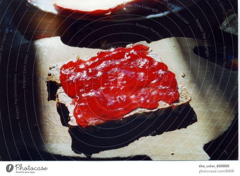 Nutrition Bread Sandwich Jam