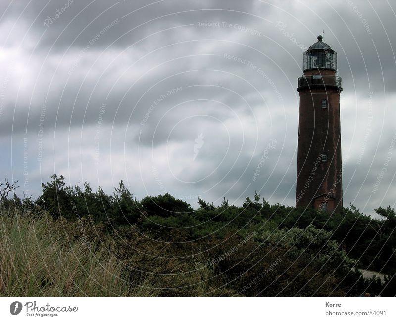Sky Beach Clouds Gray Building Coast Architecture Germany Wind Europe Threat Storm Navigation Landmark Lighthouse Baltic Sea