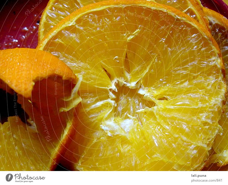 orange Vitamin Nutrition
