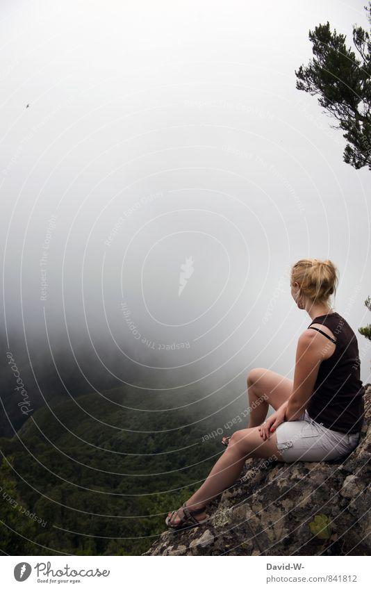 bizarre | alzheimer 9678310001010001000000 Harmonious Relaxation Calm Meditation Vacation & Travel Tourism Adventure Far-off places Freedom Mountain Hiking