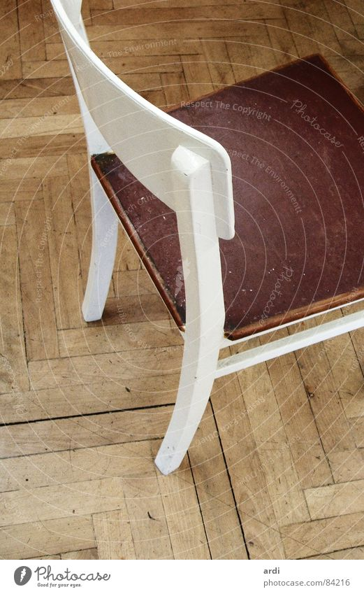 Wood Dirty Chair Floor covering Furniture Cozy Seating Parquet floor Remainder Second-hand Dance floor Backrest Wood flour