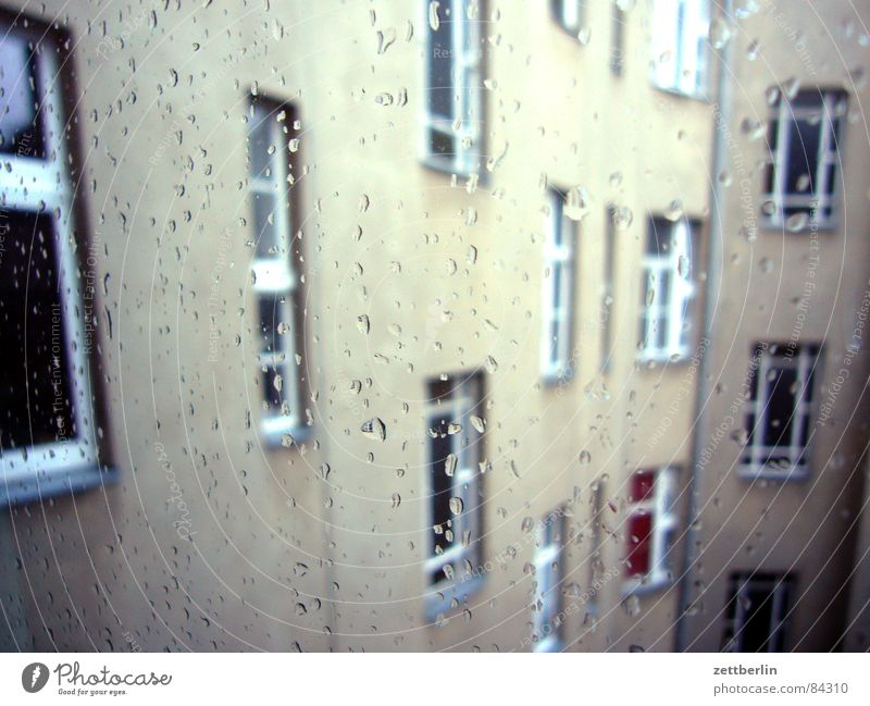 Water House (Residential Structure) Window Rain Weather Flat (apartment) Glass Climate Grief Story Window pane Distress Dragon Climate change Maldives