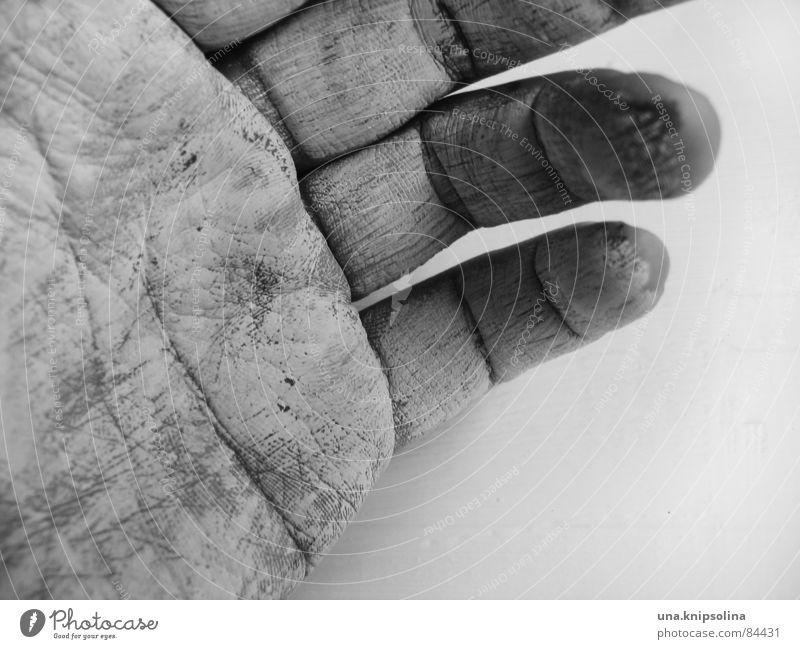 plain Skin Craft (trade) Hand Fingers Line Touch Draw Painting (action, work) Colour Hand cream Craftsman Skin disease Colour scheme Sheath Masonry Handle