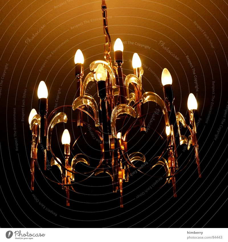 Electricity Technology Castle Luxury Furniture Electric bulb Chandelier Antique Splendid Electrical equipment Illuminant