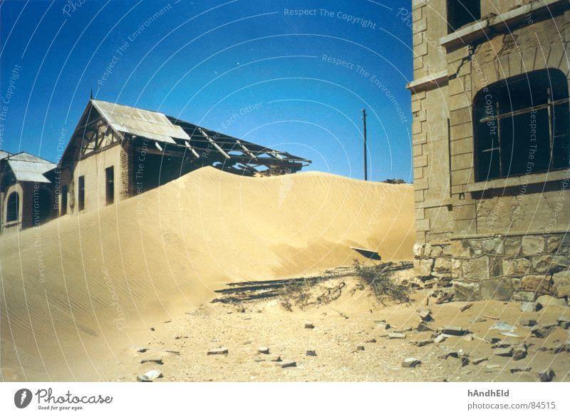 Loneliness Sand Fear Earth Gloomy Desert Transience Decline Beach dune Doomed Badlands Ghost town