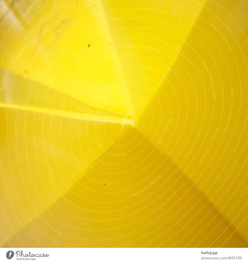 yellow Art Sharp-edged Geometry Yellow Design Point Structures and shapes Line Colour photo Exterior shot Light Shadow Contrast Reflection