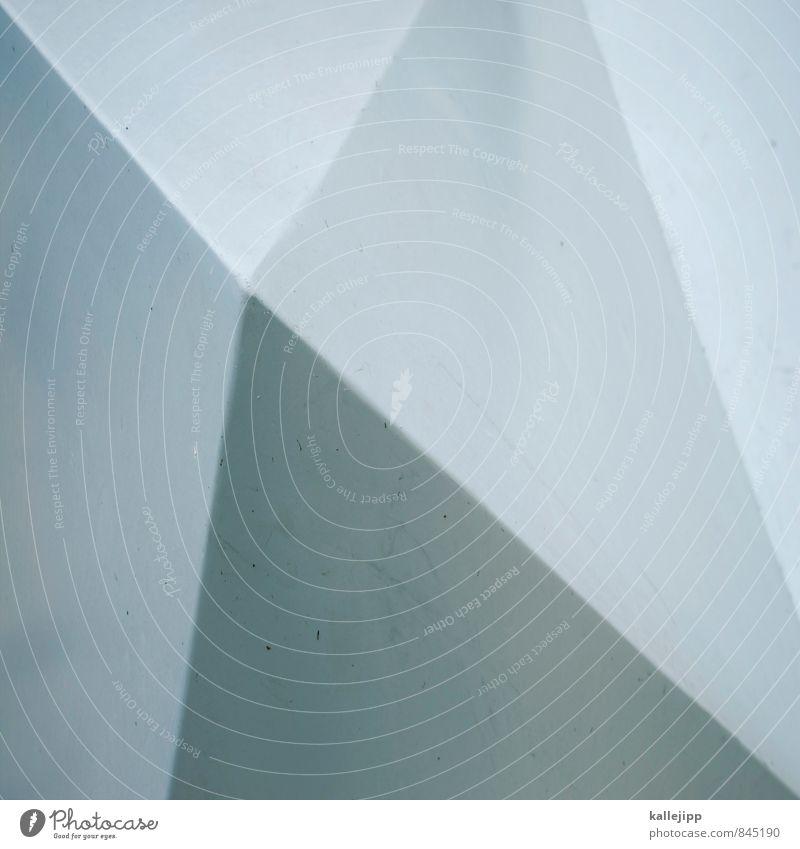 Gray Line Art Design Sharp-edged Geometry