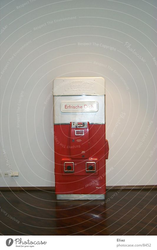 refreshment Drinks machine