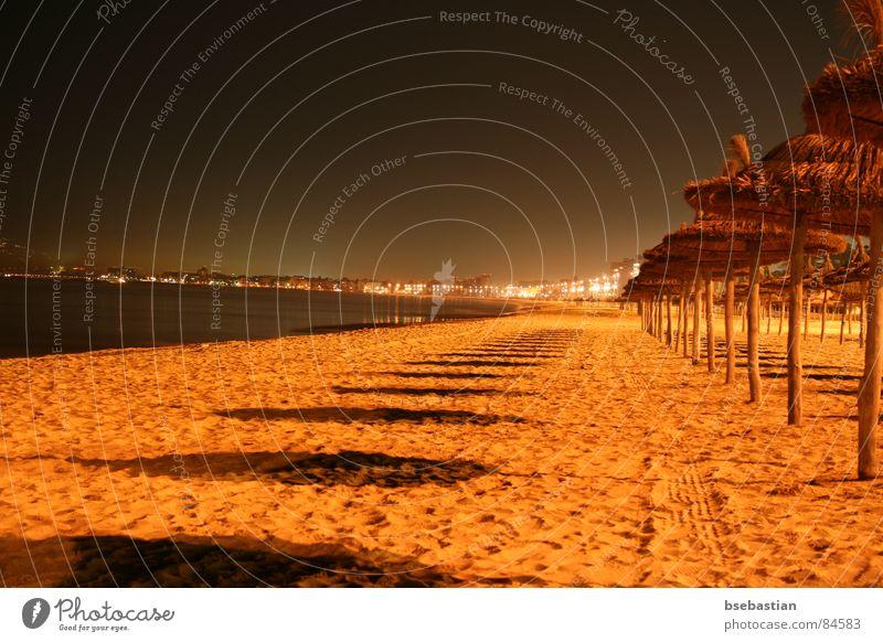 Beach Sand Coast Earth Empty Majorca Ballermann Bathing place Palma de Majorca