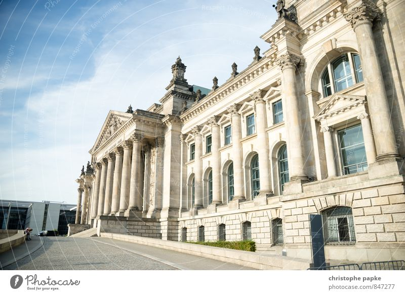Vacation & Travel City Architecture Building Berlin Stone Germany Facade Tourism Historic Manmade structures Downtown Capital city Tourist Attraction