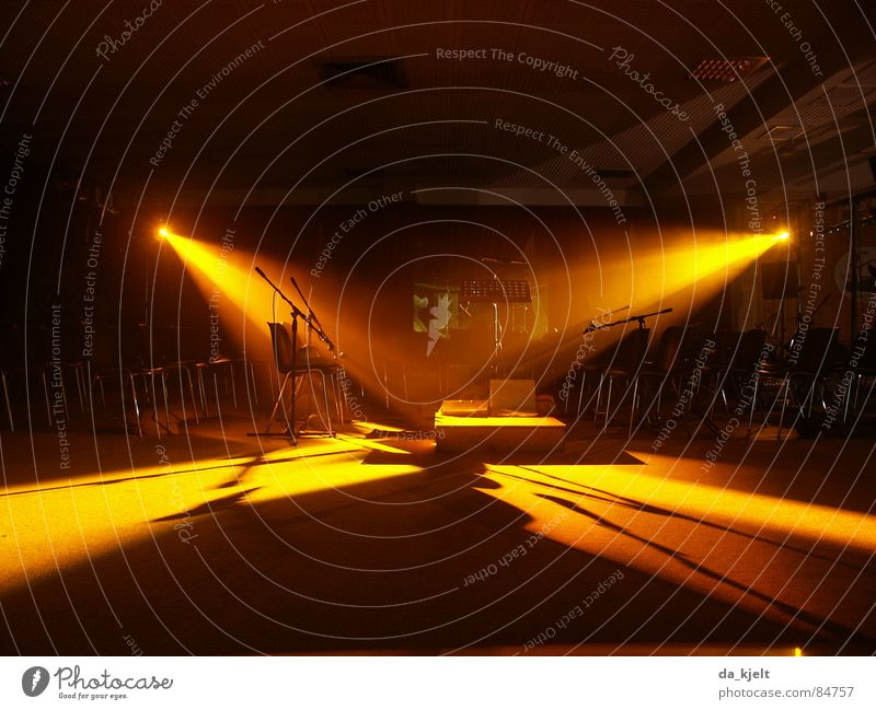 rest Visual spectacle Stage Stage lighting Concert Event Live Calm Music Musical instrument