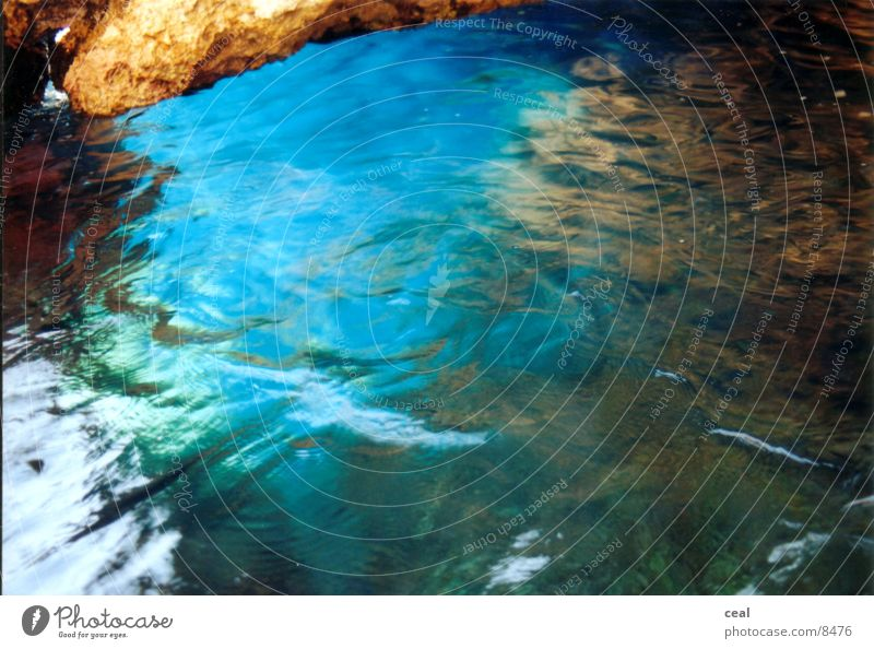 Nature Water Photographic technology