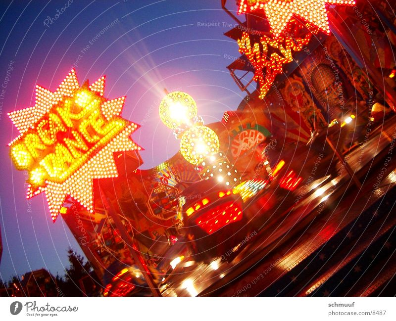Break Dance 1 Fairs & Carnivals Light Action Speed Club lights Feasts & Celebrations Joy Movement blur