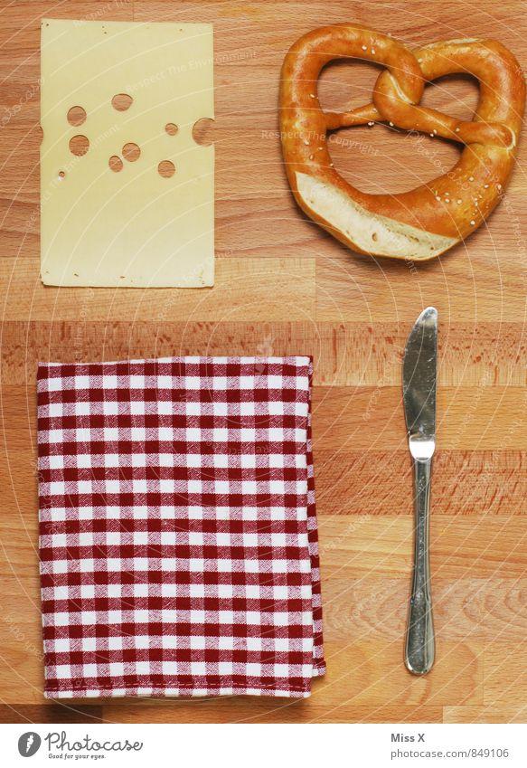 set Food Cheese Dough Baked goods Knives Eating Oktoberfest Orderliness Arrangement Planning Pretzel Swiss cheese Napkin Brunch Nutrition Calorie Diet