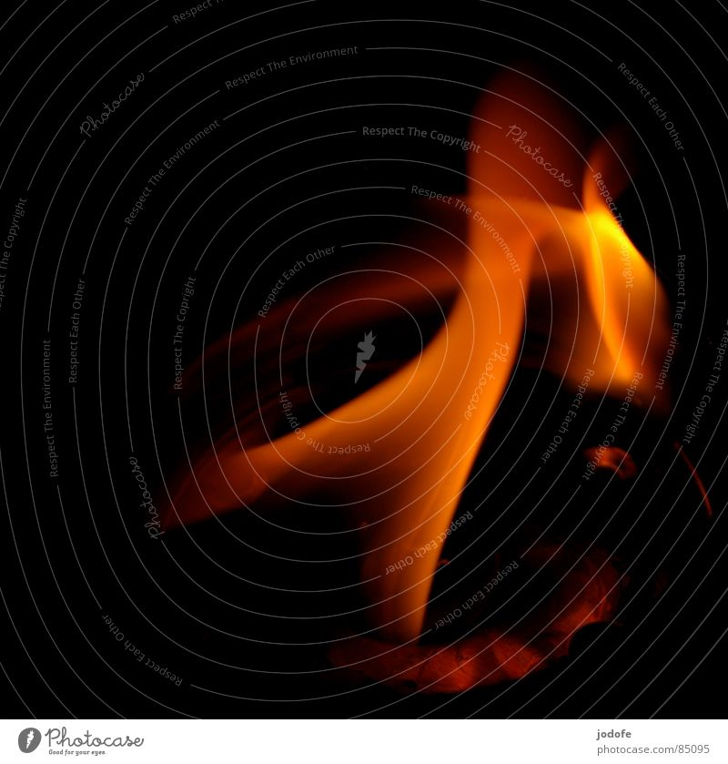 Red Dark Black Yellow Warmth Lighting Movement Wood Blaze Fire Cozy Flame Match Tongue Candlewick Ignite