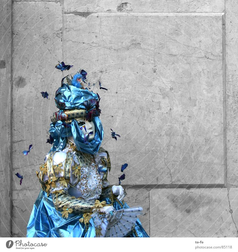 carnivalist Puzzle Venice Mysterious Playing Carnival Italy Transience Mask Carnival costume Hide fancy costume