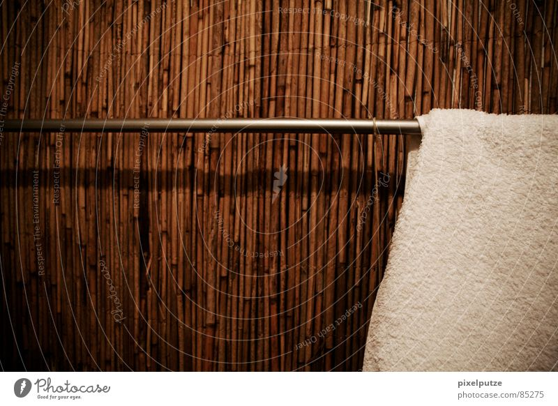 Relaxation Line Metal Bathroom Soft Decoration Clean Cleaning Interior design Smooth Flexible Easygoing Cuddly Rag Rod Textiles