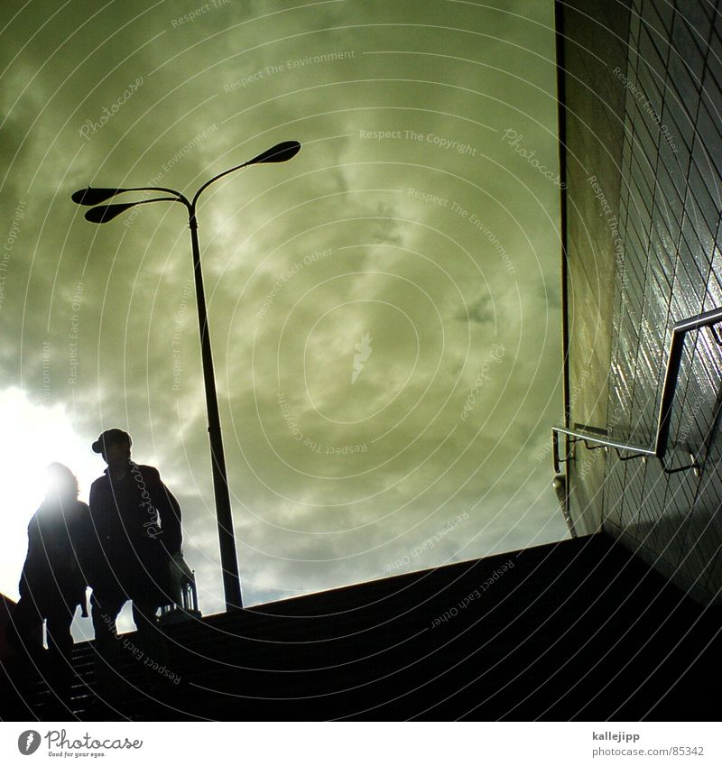 start of shift Cellphone camera Stairs Work and employment Working man Closing time Pedestrian Underground Criminal Thief Escape Crime scene Criminality