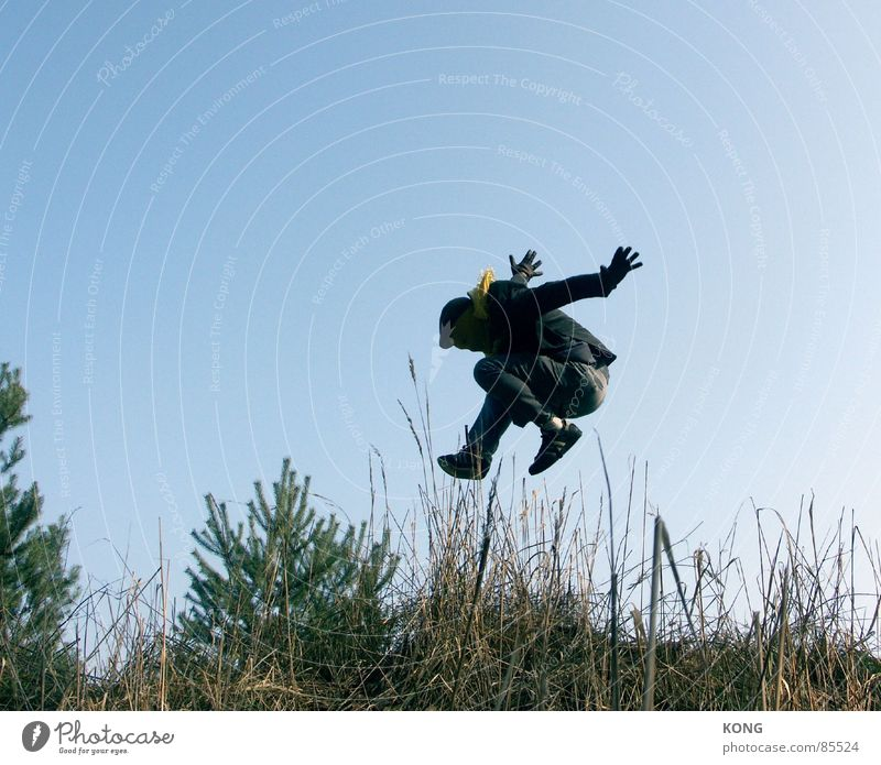 Nature Sky Plant Joy Yellow Jump Gray Business Environment Flying Speed Aviation Mask Suit Blade of grass Carnival costume