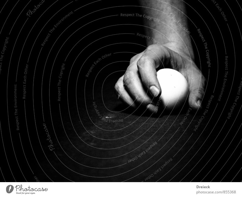 Human being Man White Hand Calm Black Adults Sports Playing Masculine Leisure and hobbies Fingers Touch Round Sphere Testing & Control