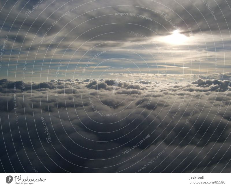 Sky Sun Vacation & Travel Clouds Air Flying Aviation