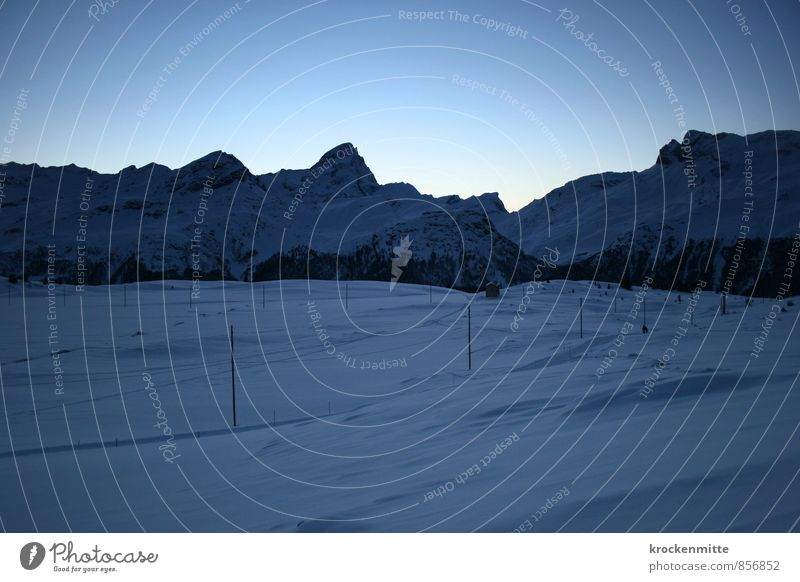 Sky Nature Blue Loneliness Landscape Calm Winter Cold Environment Mountain Snow Rock Tourism Illuminate Peak Hill