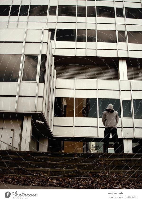 Architecture Grief Distress Bla