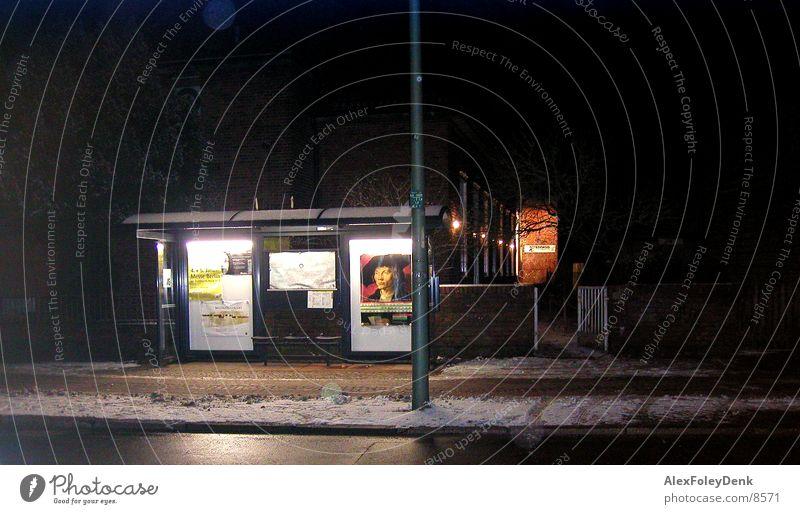 Transport Stop Station Bus
