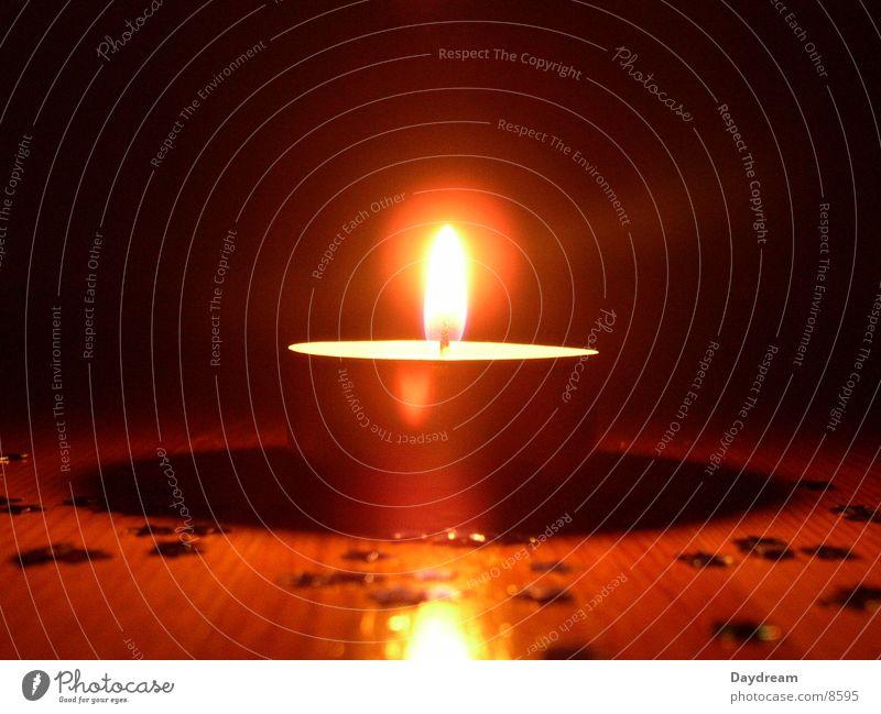 Christmas & Advent Blaze Candle Living or residing